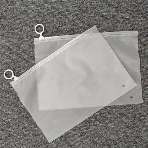 Custom Biodegradable Packaging Clothing Poly Zip Lock Bag Recyclable Cornstarch Zipper Frosted Packaging Bag With Logo