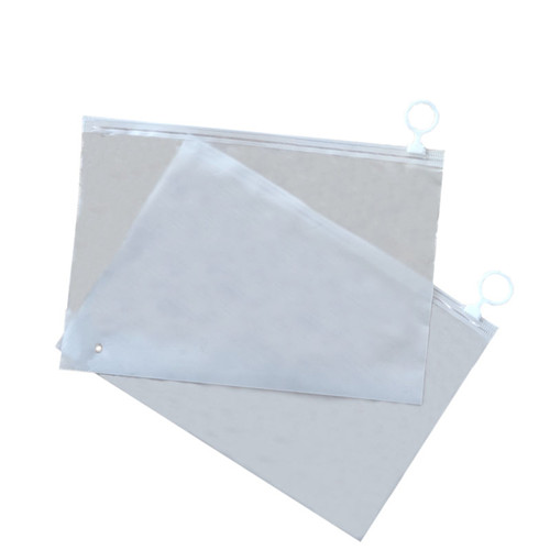 Cheap Custom Logo Clothing Garment Clothes T Shirt Packing Zip Lock Frosted Style Sealable Clear Zipper Plastic Packaging Bag