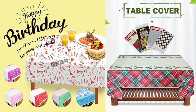 Plastic Table Cover - A Buyer's Guide