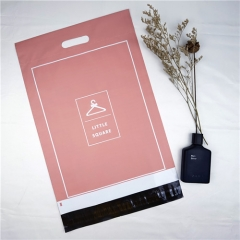 Custom Wholesale Pink Poly Mailers Envelope Courier Shipping Packing Plastic Poly Mailers Bags