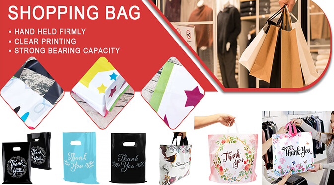 How to Custom Plastic Bags ?